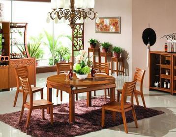 实木餐桌椅价格解析