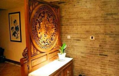 唯爱中国风,上海姑娘斥巨资将90平新房装扮成古代宫廷!