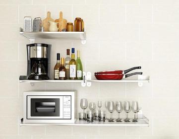 厨房置物架什么牌子好 厨房置物架如何选购