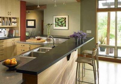 开放式厨房吧台作用和设计要点