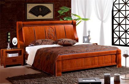 实木床好不好 实木床价格