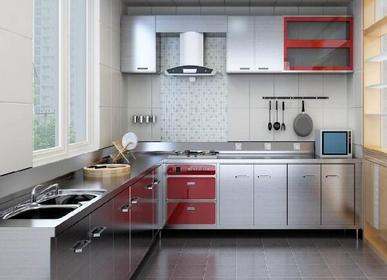 不锈钢整体橱柜好吗 不锈钢整体橱柜优缺点