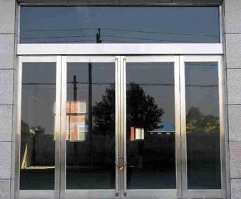 不锈钢玻璃门价格 不锈钢玻璃门如何选