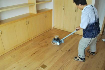 木地板翻新流程 木地板翻新价格