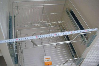 橱柜拉篮尺寸有几种 橱柜拉篮有哪些尺寸