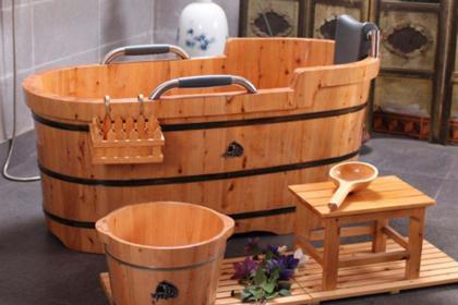 木桶浴缸价格 家用木桶好还是浴缸好