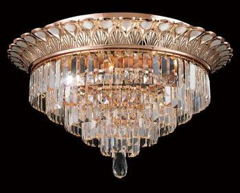 欧式水晶吊灯品牌推荐 欧式水晶灯品牌哪个好