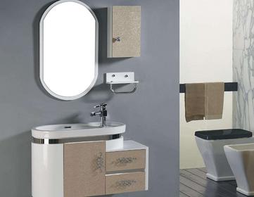 浴室柜安装高度是多少 浴室柜安装要注意什么