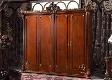 欧式衣柜有哪些特点 欧式衣柜风格介绍