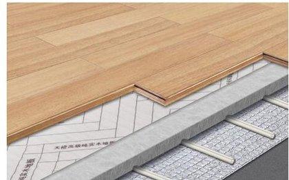 行业分析:实木地热地板进入全新时代