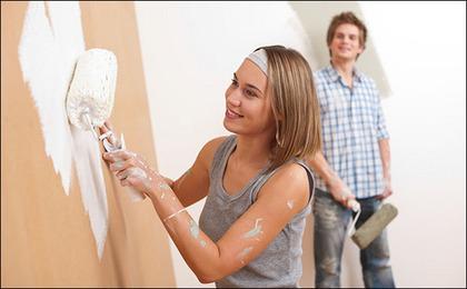 墙面翻新技巧 墙面翻新注意事项