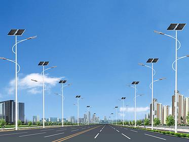 路灯设计原则
