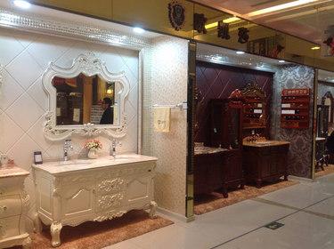 欧式浴室柜品牌哪个好