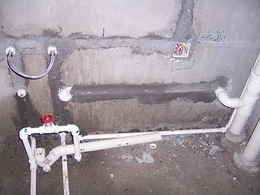 自己怎么动手安装水管