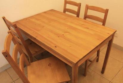 四人餐桌尺寸大全 四人餐桌尺寸多少合适