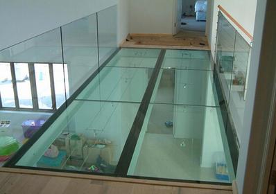 玻璃地板规格尺寸 2018年玻璃地板价格