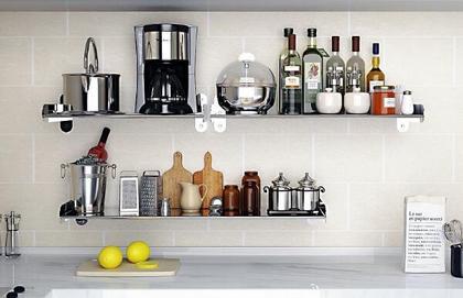 厨房置物架有什么优点 厨房置物架如何选