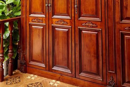 实木衣柜价格 实木衣柜价格一般是多少