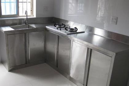不锈钢橱柜台面价格 不锈钢橱柜台面贵不贵
