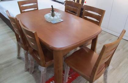 实木餐桌价格 实木餐桌多少钱