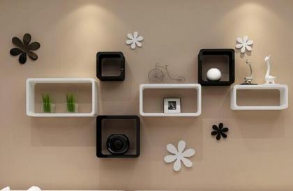 墙上置物架怎么安装 墙上置物架安装方法