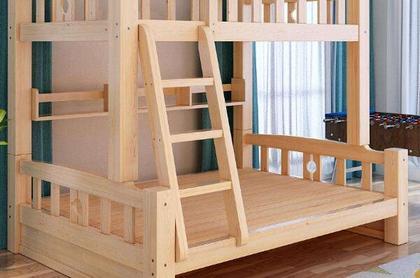 双层实木床价格 双层实木床有哪些品牌