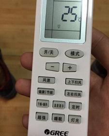 格力空调遥控器说明详解 格力空调遥控器省电技巧