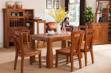 中式实木餐桌哪种木材好 实木餐桌如何选购
