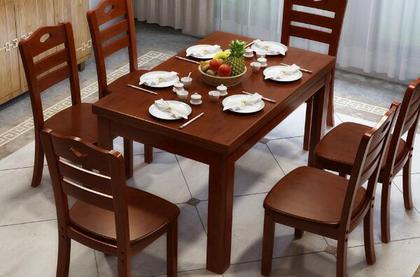 什么实木餐桌好 什么实木餐桌品牌好