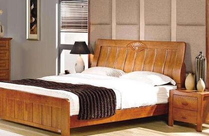 品牌实木床哪些好 2018品牌实木床排名