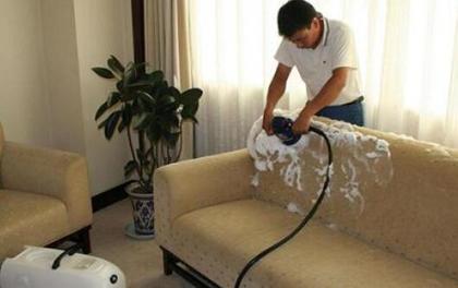 布艺沙发清洗妙招盘点 布艺沙发如何清洗
