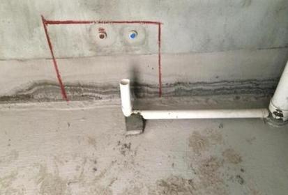 厨房下水管的尺寸 厨房下水管的规格
