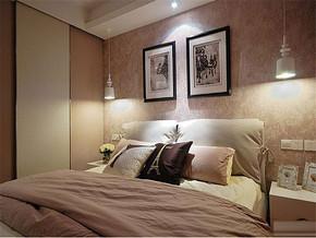 二室二厅卧室装修效果图