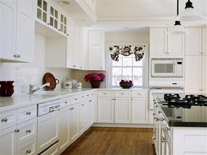 小面积厨房装修图片