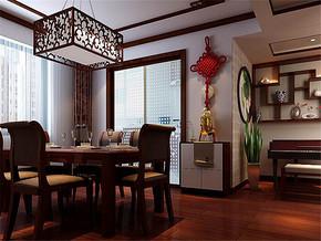 二居室现代装修效果图
