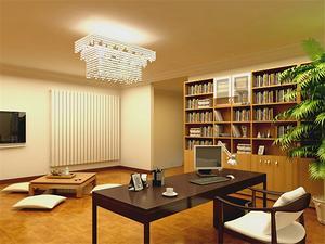 小面积书房装修效果图