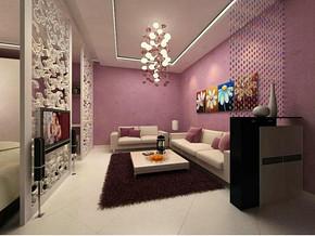 60平米一室一厅装修效果图