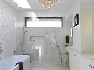 小面积洗手间装修效果图
