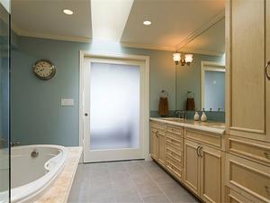 小户型洗手间装修效果图
