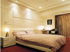 两房两厅房子卧室装修效果图