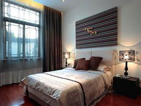 韩式卧室布置装修效果图