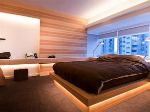 三室一厅房间设计图