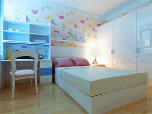 简约小户型儿童房装修效果图