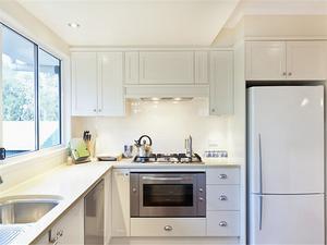 小居室厨房装修效果图