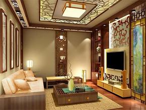小两室两厅装修效果图