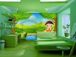 女生房间简约设计效果图