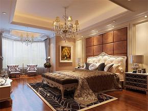 四室两厅欧式卧室装修效果图