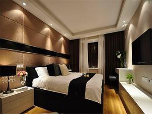 简单卧室装修效果图