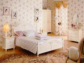 韩式卧室装修图片