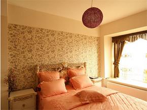 两室一厅卧室装修图